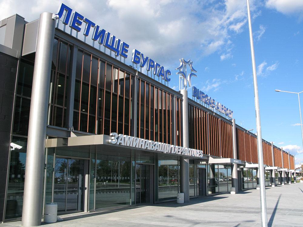 Burgas Airport New Passenger Terminal