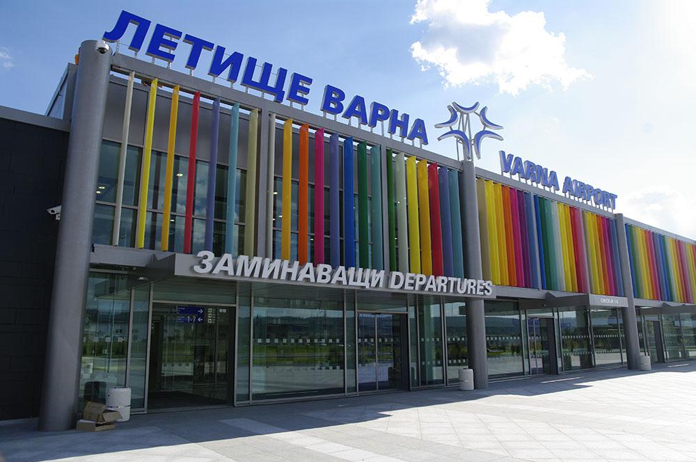 Varna Airport New Passenger Terminal