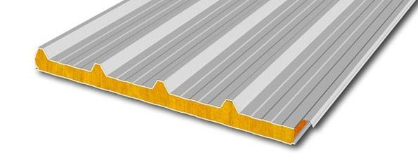 Покривен термоизолационен панел